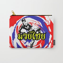 The Thai Boxer Carry-All Pouch