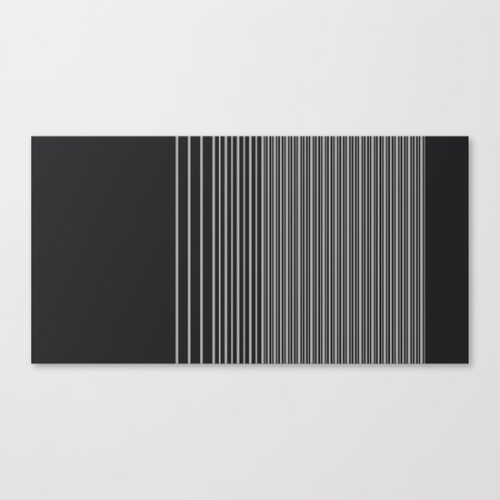 Gradient-B. Canvas Print