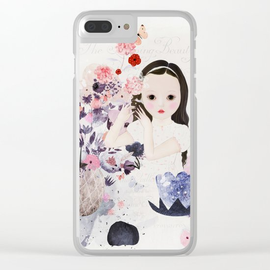 prelude Clear iPhone Case