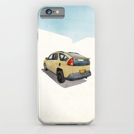Breaking Bad (Land of Enchantment) iPhone Case
