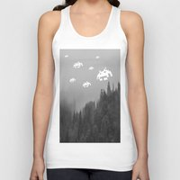video games Tank Tops featuring Believe in Video Games by insomniac zach