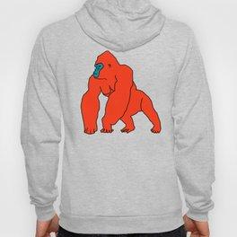 The Orange Gorilla Hoody