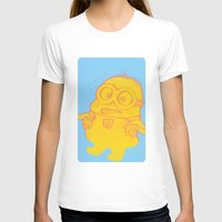 minion T-shirts featuring minion by cos-tam