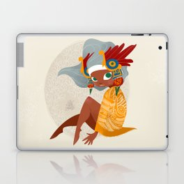 Aztec Diva Laptop & iPad Skin