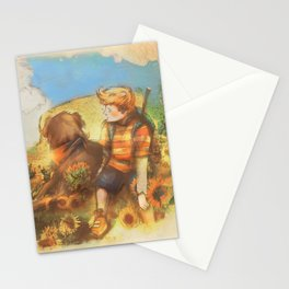 So Are The Eyes - [Mother 3] Stationery Cards