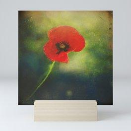 I found a Poppy Mini Art Print