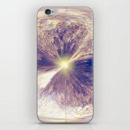 """""""Eye On The World"""" iPhone Skin"""