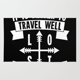 Travel Well Rug