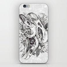 Skull Pile iPhone & iPod Skin