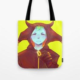 Demon Boy Tote Bag