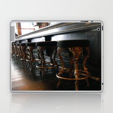 The Lonely Bartender Laptop & iPad Skin