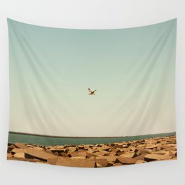 Gull Wall Tapestry