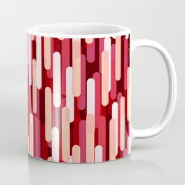 Fast Capsules Red Coffee Mug