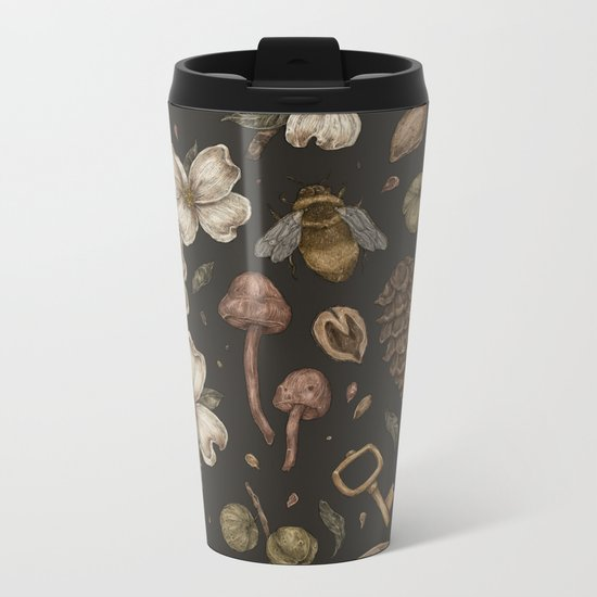 Nature Walks Metal Travel Mug