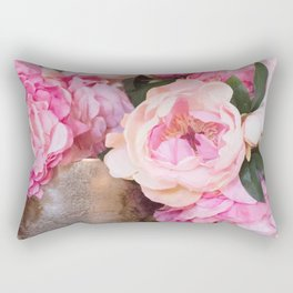 Enduring Romance Rectangular Pillow