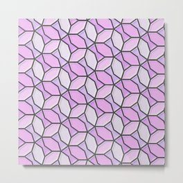 Geometrix 114 Metal Print