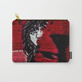 Fille Cachée Carry-All Pouch