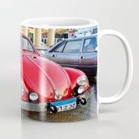 mini Mugs featuring Mini by Magic Emilia