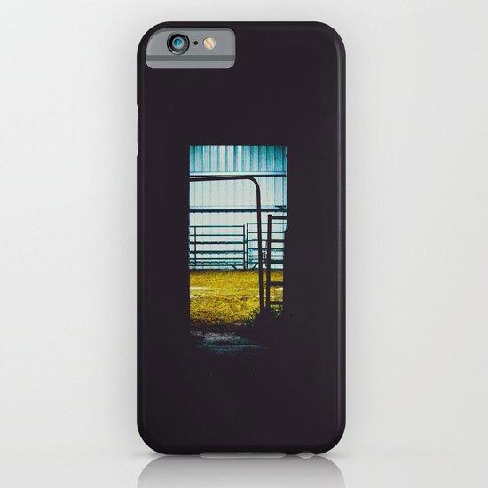The Farmer's Sanctuary iPhone & iPod Case