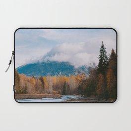 Autumn at Bird Creek II Laptop Sleeve