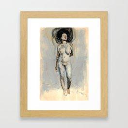AFRO-FUSION Framed Art Print
