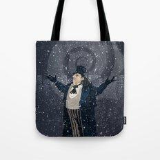 Oswald Cobblepot - The King Penguin Returns! Tote Bag