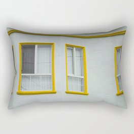 Untitled House 8 Rectangular Pillow