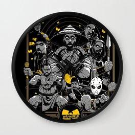 Wu Tang Forever Wall Clock