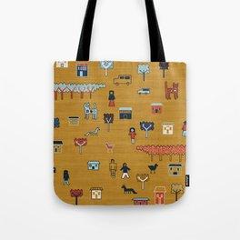Citta in Gold Tote Bag