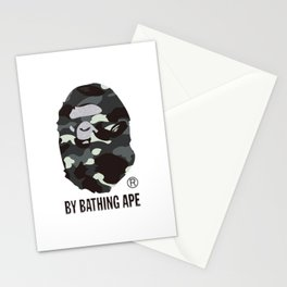 CITY CAMO BY BATHING APE Stationery Cards