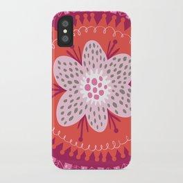 Suzani II iPhone Case