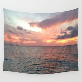 Eagle Beach Wall Tapestry