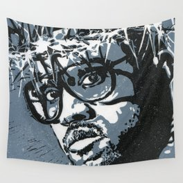 K West  Wall Tapestry