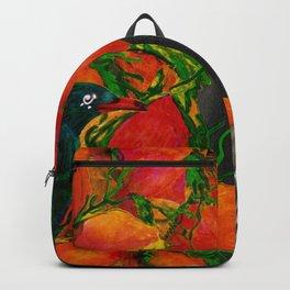 Tribute to Frida Kahlo #40 Backpack