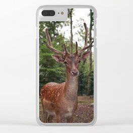Bambi Clear iPhone Case