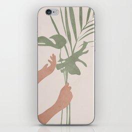 Leafs iPhone Skin