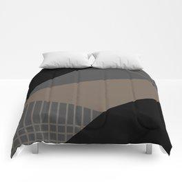 Geometric decor . triangles 2 Comforters
