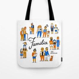Familia Tote Bag