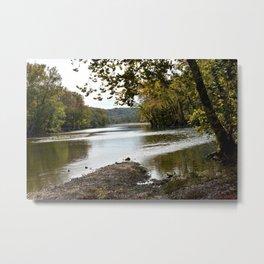 Hanging Rock & Peavine Hollow Series, No. 1 Metal Print