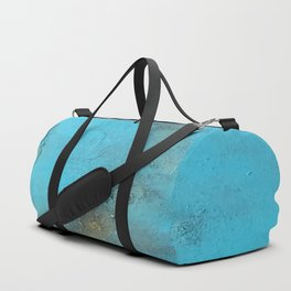 Earth. Texture. Blue. Jodilynpaintings. Brown. Abstract. Earths Crust. Duffle Bag
