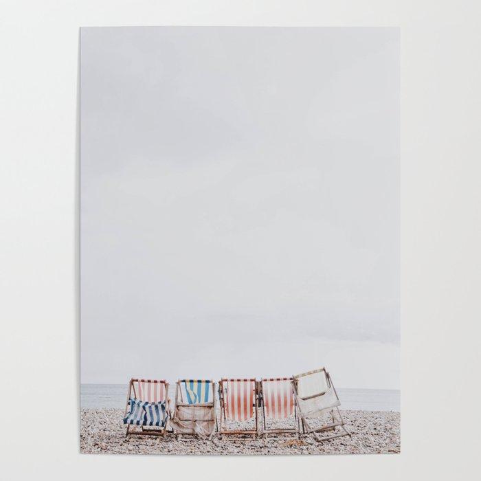 summer beach iii Poster