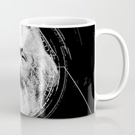 The Time of Marx Dark Coffee Mug