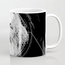 The Time of Marx Dark Coffee Mug