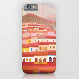 Afternoon in Guatemala iPhone Case