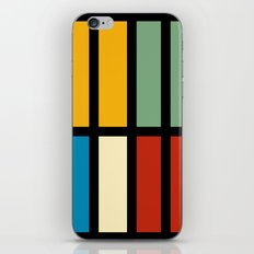 Abstract composition 23 iPhone Skin