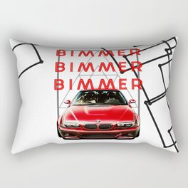 Bmw e46 Rectangular Pillow