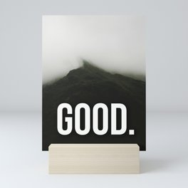 Good Mini Art Print