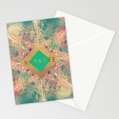 Namaste Mandala Stationery Cards