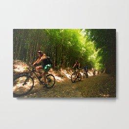 Eco-tourism Metal Print