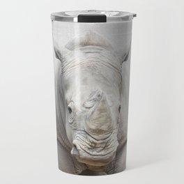 Rhino 2 - Colorful Travel Mug
